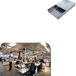 Perforated Type Cable Tray for Telecom Industry