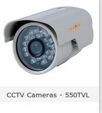 CCTV Cameras - 550TVL