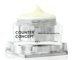 counter concept absolute pure gold extract facial cream anti