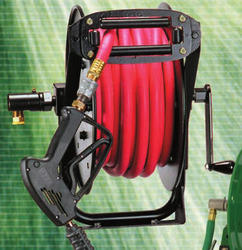 Pressure Washing Hose Reel