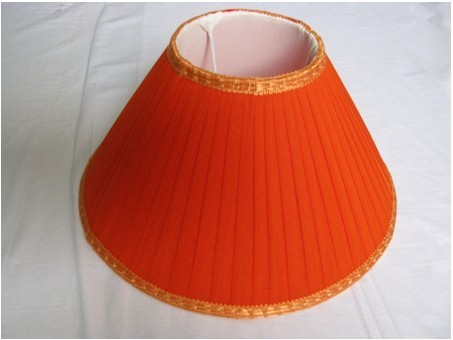 Pleated Lamp Shade