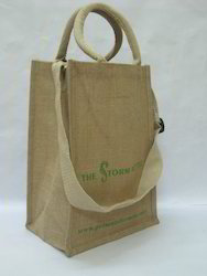 Jute Bags With Different Handle
