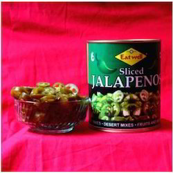 Canned Jalapeno Slices