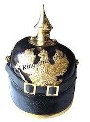 FR Badge Pickelhaube Helmet