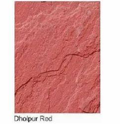 Dholpur Red Sandstone Natural