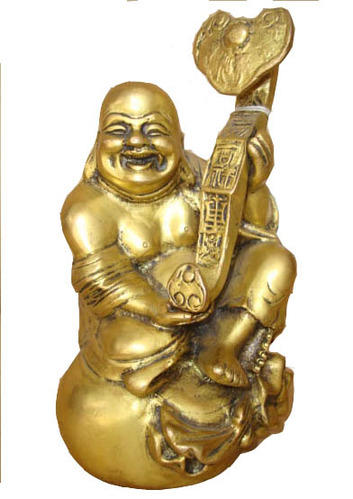 Kwanyin Sitting Figure