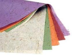 Natural And Colored Banana Fiber Tissue Wrapping Papers