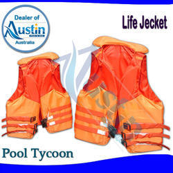 marine inflatable life jacket