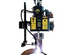 Automatic Circle Burning And Welding