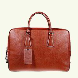 Brown Leather Hand Bags