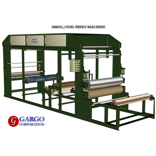 Foil Printing Machines