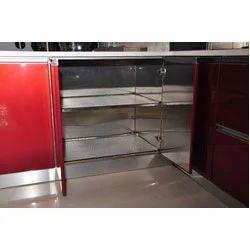 Stainless Steel Modular Rack
