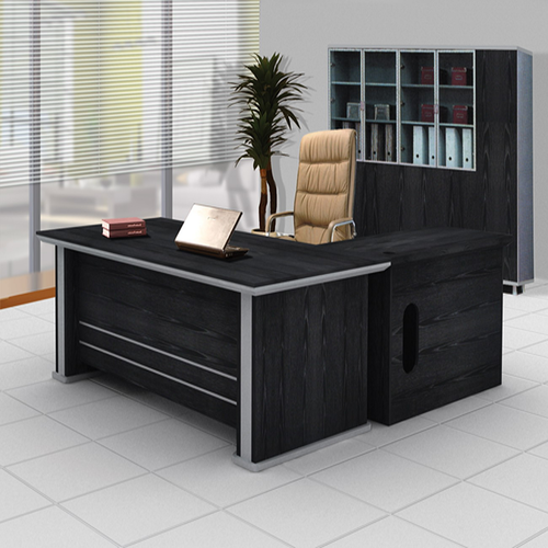 new office designs. Beautiful New Wooden Office Table For New Designs