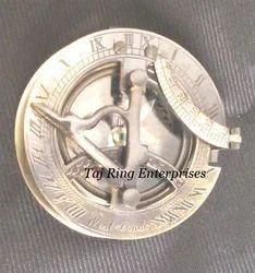 Antique Sundial Compass 2.5