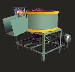 Bhoomi Color Concrete Pan Mixer