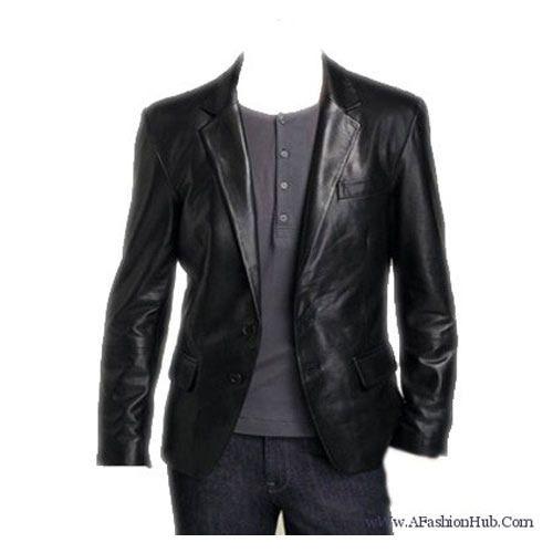 Mens Designer Leather Jackets