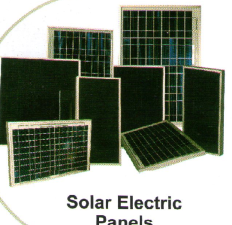 Solar Electric Panels