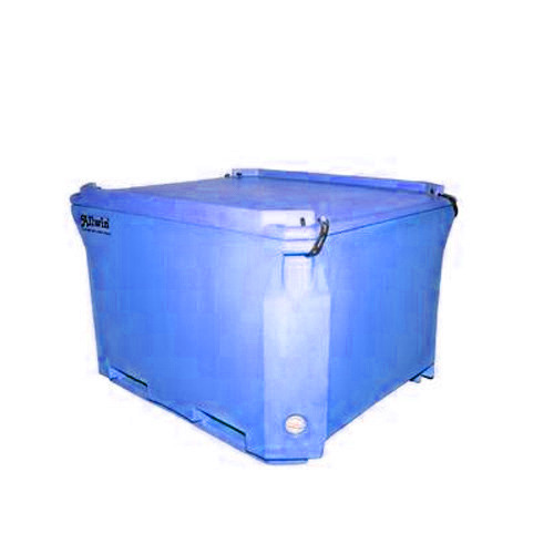 Insulated Plastic Container