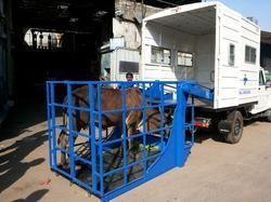 animal ambulance van