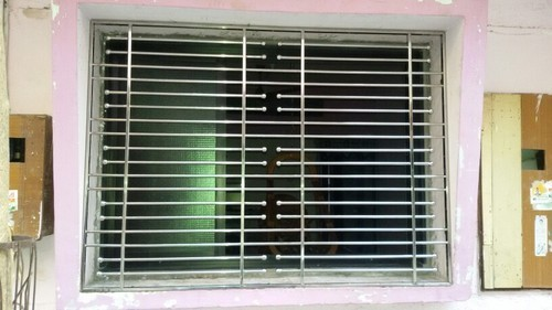 Window Grill Ms Window Grill Manufacturer From Surat