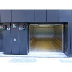 Flameproof Elevator