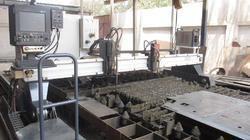 Oxy Fuel CNC Profile Cutting Machine