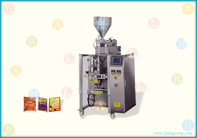 Automatic Pouch Packaging Machine for Paste