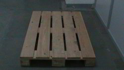 Four Way Pinewood Pallets