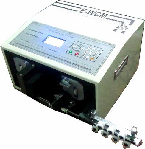 Automatic Wire Cutting Machine - Single Wire Cutting Stripping ...