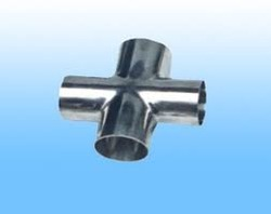 Stainless Steel Cross Fitting 317L