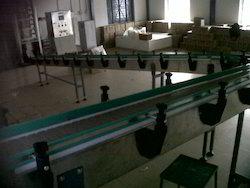 Heavy Duty Slat Conveyor System