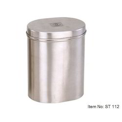 SS Storage Canister