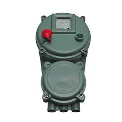 Flameproof Dol Starter with A-Meter