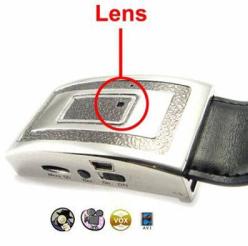 Spy Belt Camera
