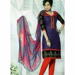 Designer Georgette Anarkali Dress Material