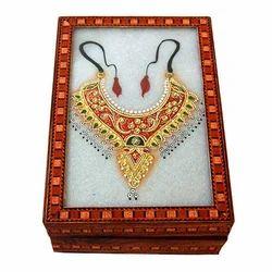 Small Wooden Jewelry Box