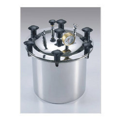Autoclave Single Drum