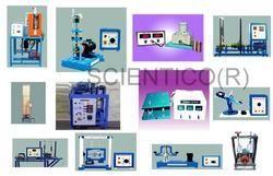 Theory of Machine Lab Equipments