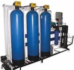 automatic filtration plant