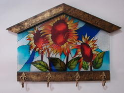 Home Glass Paintings