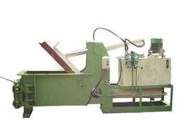 M.S. Scrap Balling Press Machine