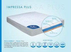 impressa plus memory foam mattresses