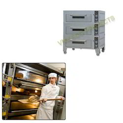 Bakery Ovens for Food Industry