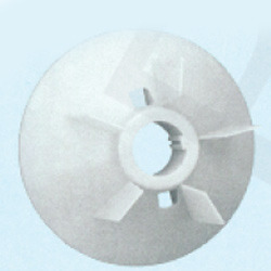 Plastic Fan Suitable For Bharat Bijlee 200/225 Frame Size
