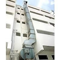 Kitchen Fume Extraction System - Exhaust Blower Exporter from Thane