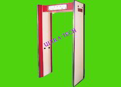 Door Frame Metal Detector RE-ROBO III MS- Single Zone