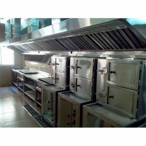 Commercial Kitchen Ventilation Systems Kitchen