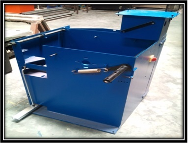 Sheet Metal Trolley