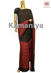 Matka Silk Handloom Saree
