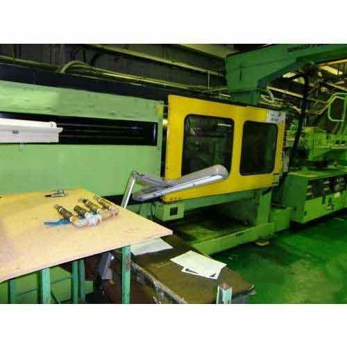 Fully Automatic Plastic Injection Molding Machine